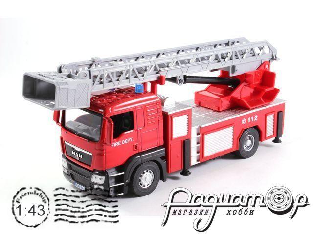 MAN TGS 18.320 пожарная автолестница (2011) 62016
