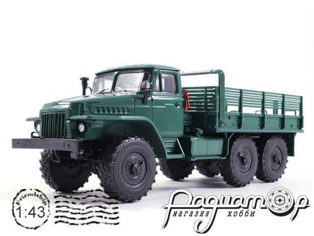 УРАЛ-375Д бортовой (1961) 100268-G
