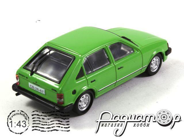 Retroautok №138, Opel kadett D (1979)