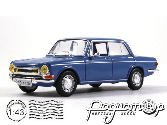 Retroautok №139, Simca 1301 (1963)