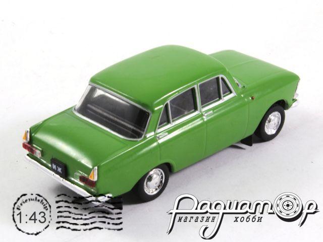 Автолегенды СССР №136, ИЖ-412 (1967)