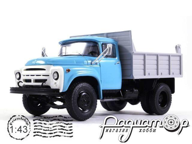 ЗИЛ-ММЗ-4502 (Ранняя облицовка радиатора) (1962) SSM1058