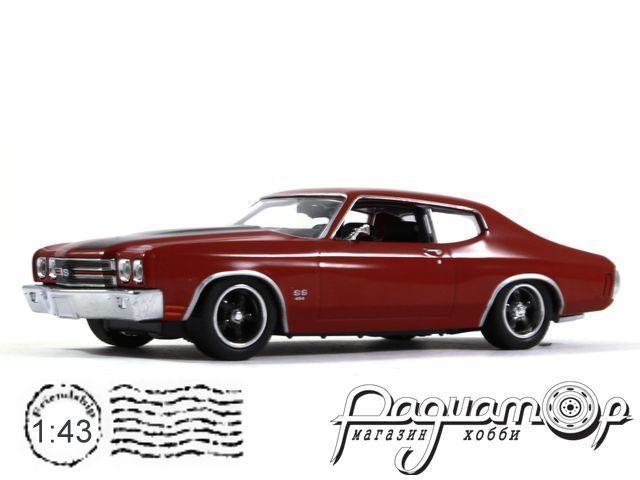 Chevrolet Chevelle SS из к/ф