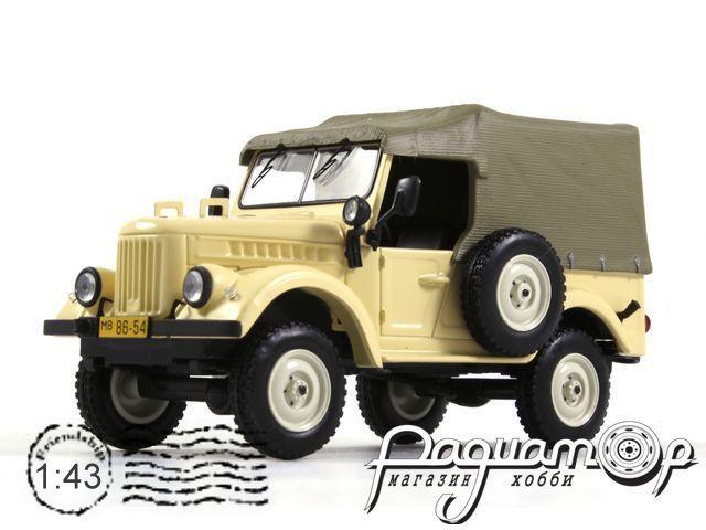 ГАЗ-69 (1954) IST012B (PV)