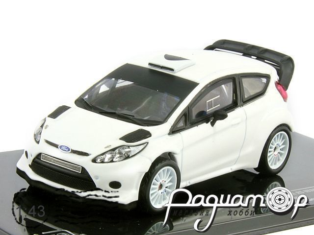 Ford Fiesta RS WRC Rally (2012) MDCS001