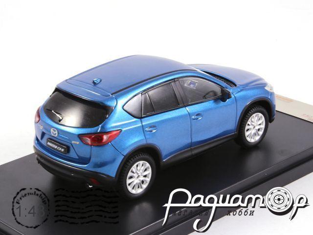 Mazda CX-5 кроссовер 4х4 (2012) PRD356