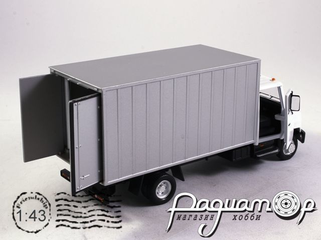 ЗИЛ-5301 «Бычок» контейнер (1996) BR-57112