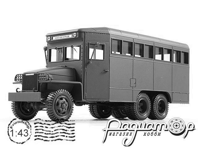 Сборная модель Studebaker US6 U7 автобус (6x4) MC008