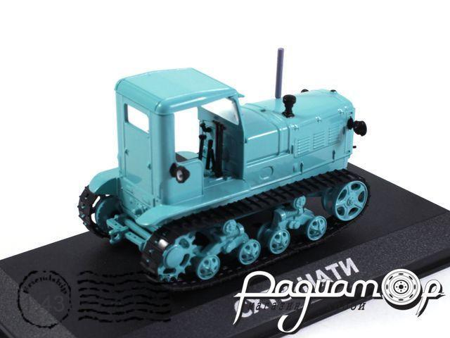 Тракторы №9, СХТЗ-НАТИ (1937) (I) 2475