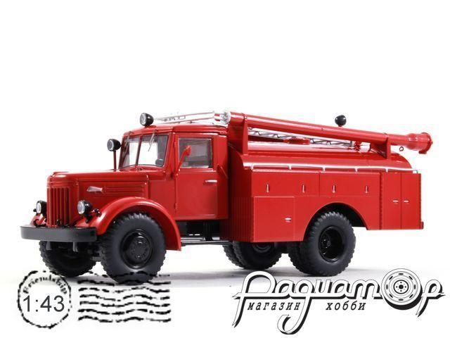 АЦ-30 (МАЗ-205) пожарная автоцистерна (1947) SSM1132