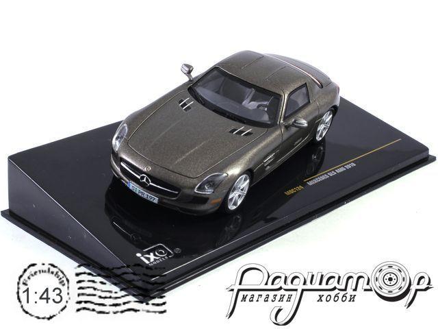 Mercedes-Benz SLS AMG (2010) MOC124