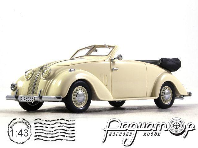 Adler 2.5L Cabriolet (1937) 45935
