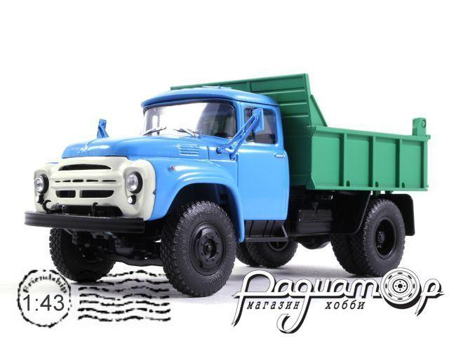 ЗиЛ-ММЗ-4502 самосвал (1962) UM43-A001