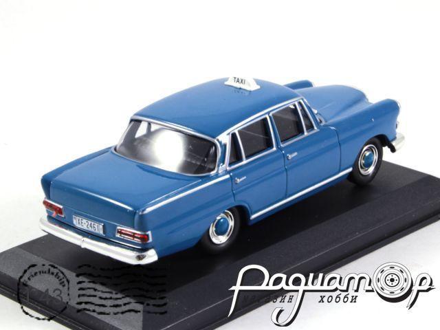 Mercedes-Benz 200D Athens Taxi (1965) TS12