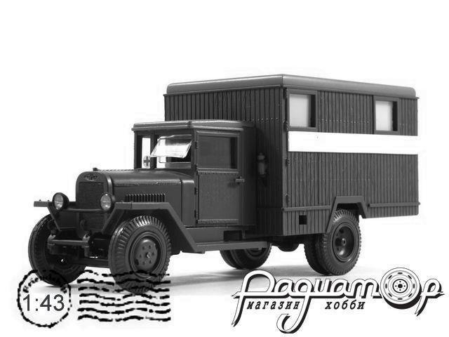 Сборная модель ЗИС-44 фургон (1945) MC012