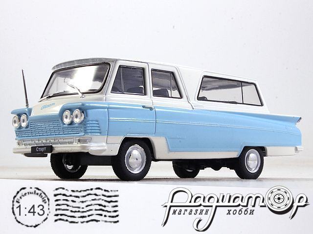 Автолегенды СССР №61, «Старт» (1964)