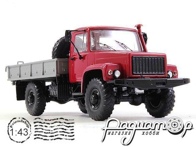 ГАЗ-33081 4х4 (двиг. Д-245.7 Diesel Turbo) выставочный (1997) SSM1155