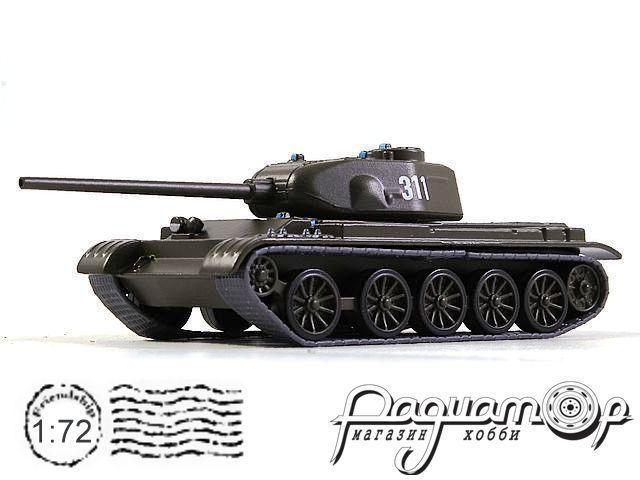 Боевые Машины Мира №18, Т-44 (1944)
