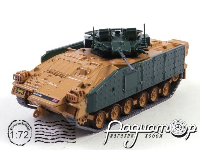 Боевые Машины Мира №30, MCV-80 Warrior (1985) (i)