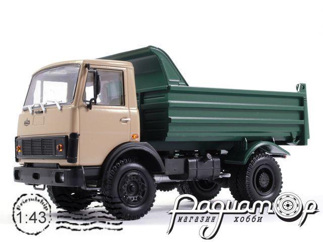 МАЗ-555102 самосвал (1988) H705