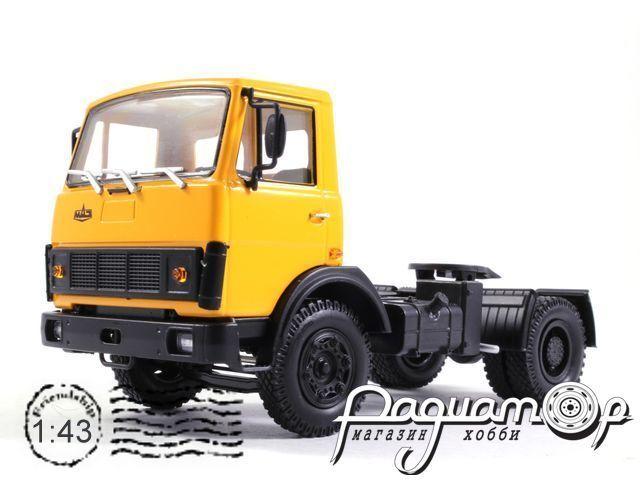МАЗ-5433 седельный тягач (1987) H790-Y