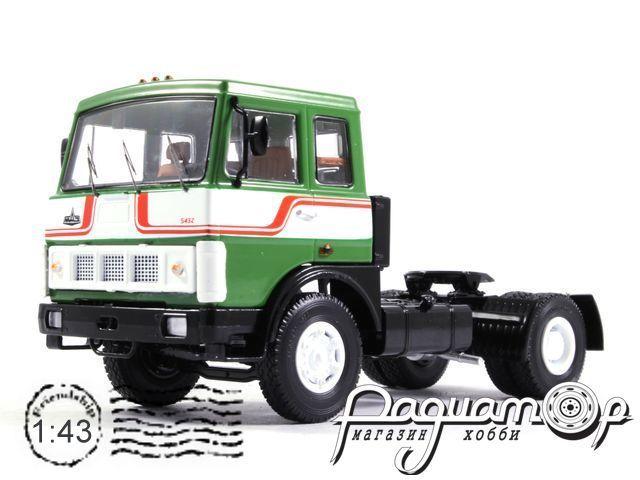 МАЗ-5432 седельный тягач, Автоэкспорт (1986) SSM1171 (KI)