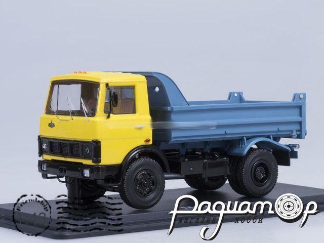 МАЗ-5551 самосвал (1985) SSM1166