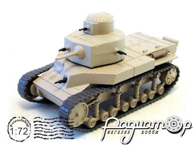 Русские танки №109, Т-24 (1930)