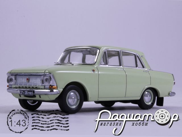 Москвич-412 (1971) IST104