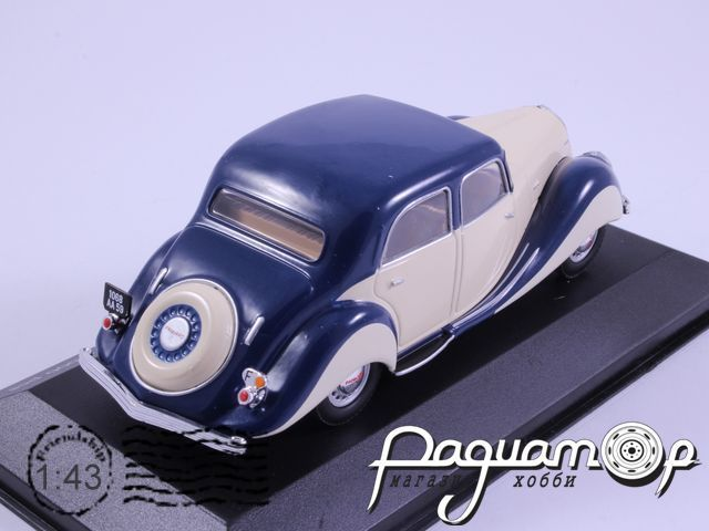Panhard Dynamic (1936) WB089