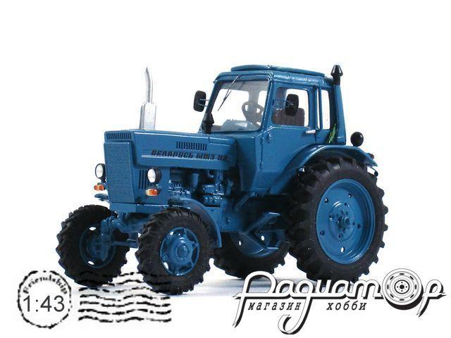 Трактор МТЗ-82 «Беларус» экспортный (1972) RTM008B