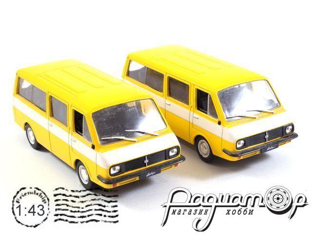 УАЗ-452В ДПС Украины (1965) 1074