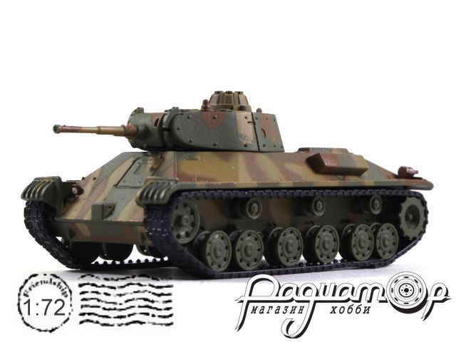 Танки Мира. Коллекция №14, Легкий танк Т-50, СССР (1940)