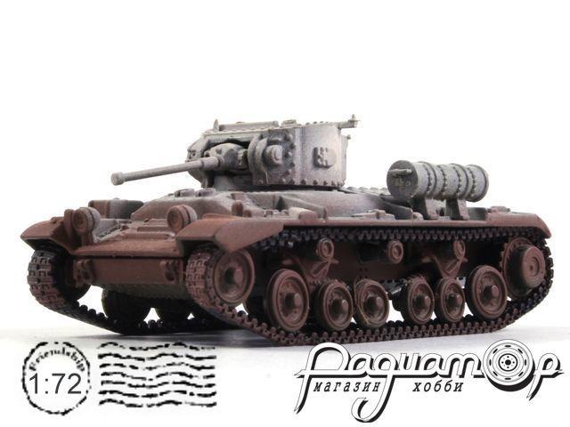 Танки Мира. Коллекция №11, Valentine Mk IV, Харьков (зимний) (1942)