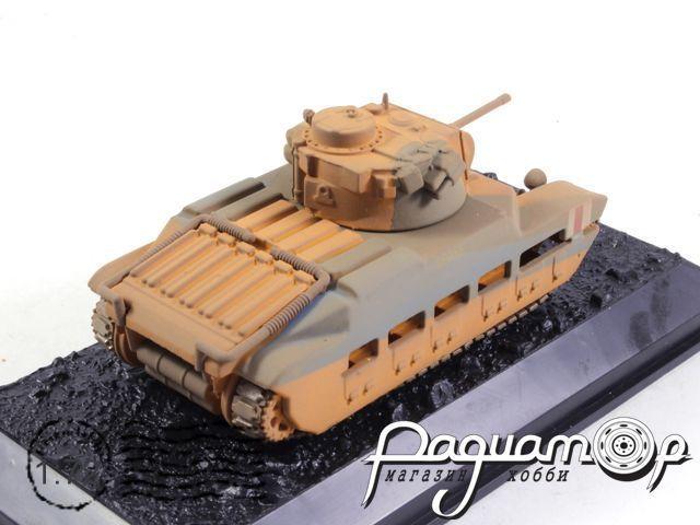 Танки Мира. Коллекция №6, Mk. II Matilda, Великобритания (1941)