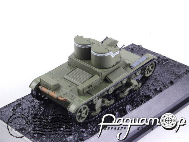 Танки Мира. Коллекция №5, Т-26 пулеметный, СССР (1932)