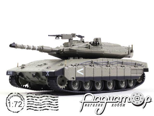 Танки Мира. Коллекция №4, Основной боевой танк Merkava Mk. IV, Израиль (2004)
