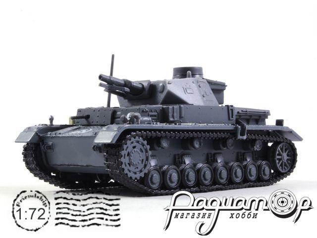 Танки Мира. Коллекция №2, Pz.Kpfw. IV Aust.E (окрас РККА), Германия (1941)