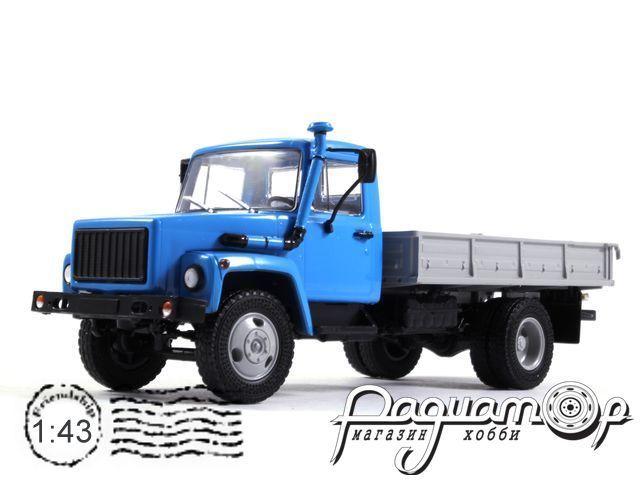 ГАЗ-3309 (двиг. Д-245.7 Diesel Turbo) бортовой (1994) 100336-B
