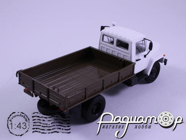 ГАЗ-3309 (двиг. Д-245.7 Diesel Turbo) с тентом (1994) 100336-W