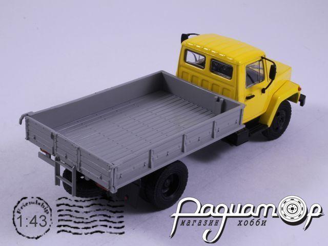 ГАЗ-33073 (двиг. ЗМЗ-513) Грузовое такси (1989) 100343-Y