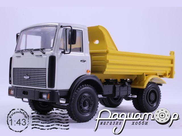 МАЗ-5551 самосвал (1991) H704
