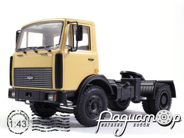МАЗ-5433 седельный тягач (1991) H791-B