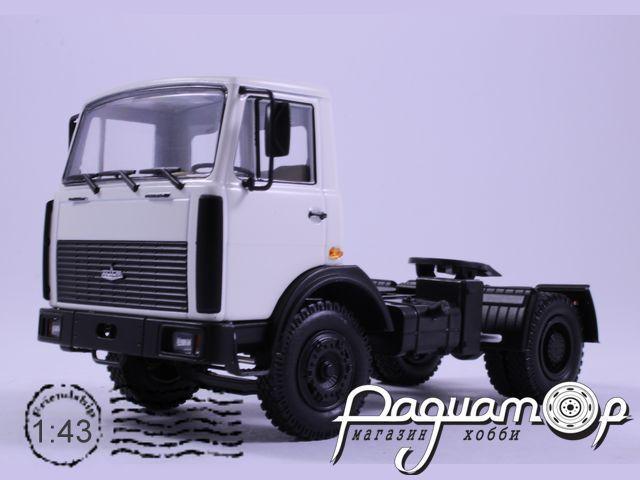 МАЗ-5433 седельный тягач (1991) H791-W
