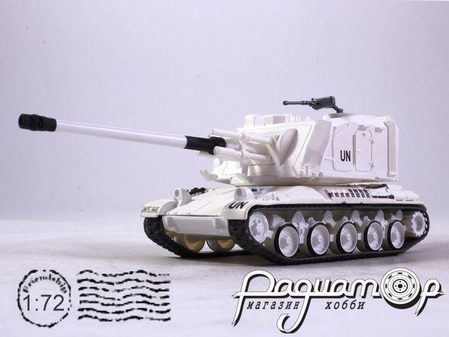 Боевые машины мира №31, AMX AUF1 (1978)
