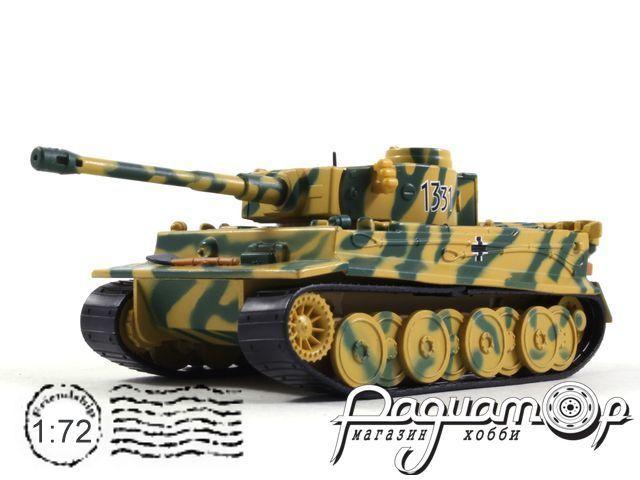 Танки мира №38, PzKv VI Tiger Aust.E, Курск (1942)