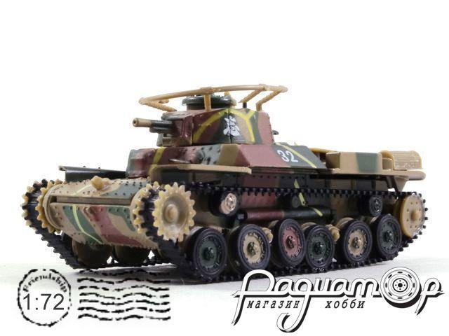 Танки мира №20, Type 97 Chi-Ha (1941)