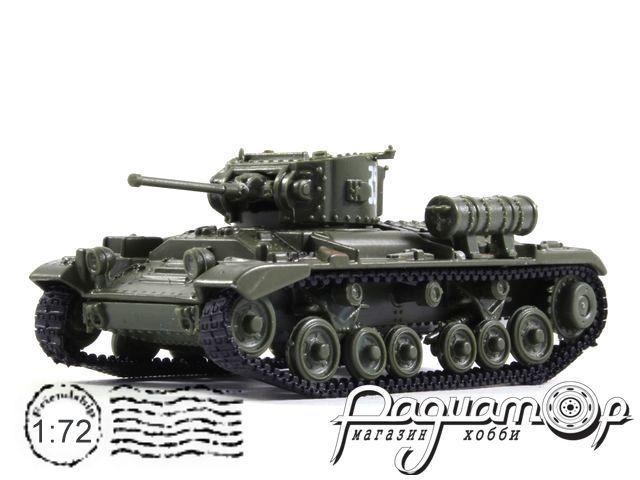 Танки мира №31, Пехотный танк Valentine Mk.IV, Харьков (1942)