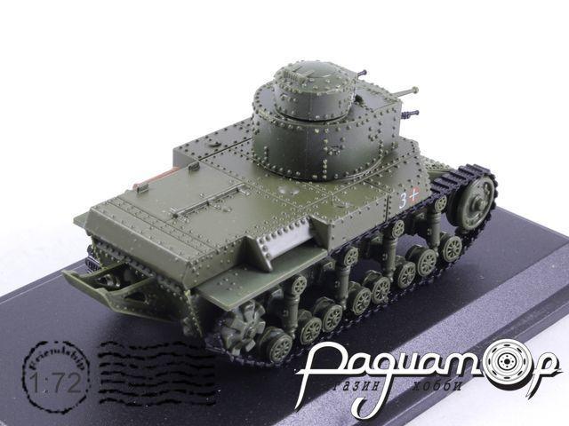 Танки мира №33, Маневренный танк Т-24 (1929)