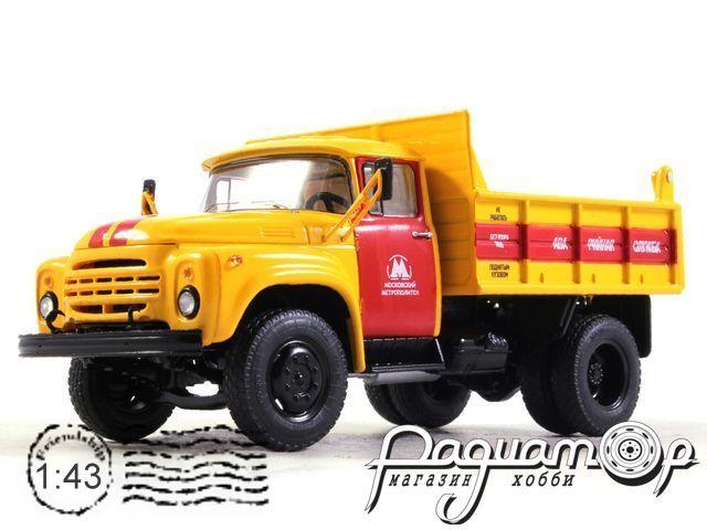 ЗИЛ-ММЗ-4502, аварийный Мосметро (1975) SSML006